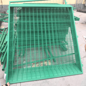 PVC Coated Frame Fence
